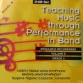 CD TEACHING MUSIC THROUGH PERFORMANCE IN BAND: VOLUME 8 GRADE 4(3枚組)