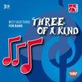 CD スリー・オブ・ア・カインド:吹奏楽ベストセレクション(3枚組)