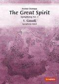 吹奏楽譜 交響曲第3番グレイト・スピリットより第1楽章「ガウディ」(The Great Spirit - 1. Gaudi) 作曲/フェレール・フェラン