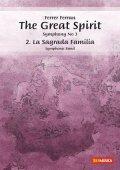 吹奏楽譜 交響曲第3番グレイト・スピリットより第2楽章「サグラダ・ファミリア」(The Great Spirit - 2. La Sagrada Familia) 作曲/フェレール・フェラン