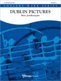 吹奏楽譜 ダブリン・ピクチャーズ(Dublin Pictures)作曲/マルク・ジーンバークイン