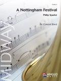 吹奏楽譜 ノッティンガム・フェスティヴァル(A Nottingham Festival)作曲/フィリップ・スパーク