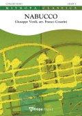 吹奏楽譜 ナブッコ序曲 作曲/ヴェルディ 編曲/フランコ・チェザリーニ