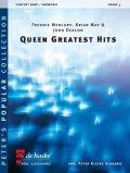 吹奏楽譜 クイーン・グレイテスト・ヒッツ(Queen Greatest Hits) 編曲/ペーテル・クライネ・スハールス