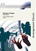 吹奏楽譜 トッカータとフーガ ニ短調  作曲/バッハ 編曲/P.デュポン【2013年12月取扱開始】