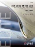 吹奏楽譜 鐘の歌〜フリードリヒ・シラーの詩にもとづく 作曲/フィリップ・スパーク 【2014年2月取扱開始】