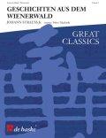 吹奏楽譜 ウィーンの森の物語 作曲/ヨハン・シュトラウスII世 編曲/高橋 徹【2014年11月取扱開始】