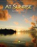 吹奏楽譜 日の出に(AT SUNRISE) 作曲/ロブ・ロメイン(Rob Romeyn)