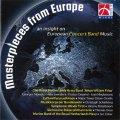 CD マスターピーセズ・フロム・ヨーロッパ【2015年2月取扱開始】
