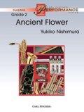 吹奏楽譜 Ancient Flower(エンシェット・フワワー)作曲/西邑 由紀子【2016年6月取扱開始】