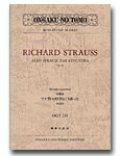 ミニチュア・スコア リヒャルト・シュトラウス 交響詩 英雄の生涯