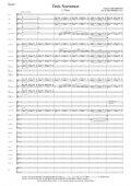 """吹奏楽譜  「3つの夜想曲」より""""祭り"""" (ドビュッシー/前田卓)【2016年11月取扱開始】"""