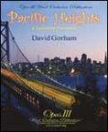 吹奏楽譜 パシフィック・ハイツ(PACIFIC HEIGHTS )作曲/デイヴィッド・ゴーラム