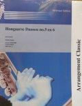 吹奏楽譜 ハンガリー舞曲第5番・6番 作曲/フブラームス 編曲/Meijns