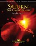 吹奏楽譜 土星:リングの惑星(SATURN:THE RINGED PLANET) 作曲/ロブ・ロイメン