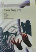 吹奏楽譜 三匹の猫(THREE BRASS CATS) 作曲: CHRIS HAZELL 編曲: HENK UMMELS