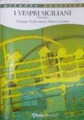 吹奏楽譜 歌劇「シチリア島の夕べの祈り」序曲 作曲/ヴェルディ 編曲/チェザリーニ