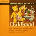 CD SCENES FROM CHILDHOOD(幼少の光景:イギリス吹奏楽作品集 第15集)