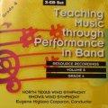 CD TEACHING MUSIC THROUGH PERFORMANCE IN BAND: VOLUME 8 GRADE 4(3枚組)