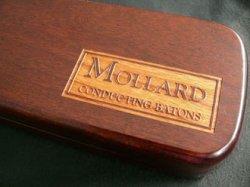 画像2: MOLLARD社 高級木製タクトケース ユニバーサル (2本収納タイプ)【2018年6月再入荷】