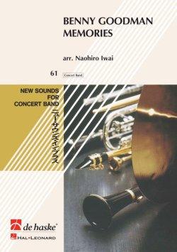 画像1: 吹奏楽譜 New Sounds in Brass ベニー・グッドマン・メドレー/岩井直溥編曲
