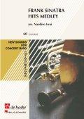吹奏楽譜 New Sounds in Brass アメリカン・グラフィティVIII〜フランク・シナトラ・ヒット・メドレー〜/岩井直溥編曲