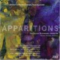 CD アパリション ウエスタン・オンタリオ大学ウインド・アンサンブル【2012年9月】