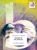 吹奏楽譜 不死鳥の飛翔(The Rise of the Phoenix) 作曲/テオ・アパリシオ・バルベラン
