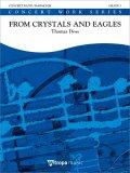 吹奏楽譜 フロム・クリスタルズ・アンド・イーグルス(From Crystals and Eagles)作曲/トーマス・ドス