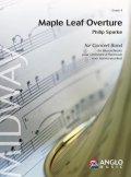 吹奏楽譜 メイプル・リーフ序曲(Maple Leaf Overture)作曲/フィリップ・スパーク