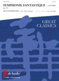 吹奏楽譜 幻想交響曲(Symphonie Fantastique Op.14)作曲/エクトル・ベルリオーズ 編曲/高橋 徹
