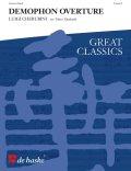 吹奏楽譜 歌劇「デモフォンテ」序曲(Demophon Overture)作曲/ルイジ・ケルビーニ 編曲/高橋 徹