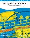 吹奏楽譜 ボン・ジョヴィ・ロック・ミックス(Bon Jovi -Rock Mix) 編曲/ヴォルフガング・ヴェスナー