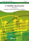 吹奏楽譜 シチリア島の夕べの祈り 作曲/ヴェルディ 編曲/フランコ・チェザリーニ