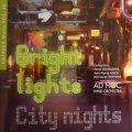 CD ブライト・ライツ...シティ・ライツ::ハファブラ・ミュージック作品集第40集【2014年2月取扱開始】