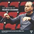 CD フランコ・チェザリーニの芸術的才能(ARTISTRY OF FRANCO CESARINI )【2014年2月取扱開始】