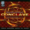 CD コンクラーヴェ(CONCLAVE) 演奏:ノース・テキサス・ウインド・シンフォニー【2014年2月取扱開始】