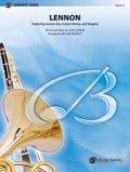 吹奏楽譜 ジョン・レノン(イマジン他3曲メドレー) 編曲/Roland Barrett 【2014年8月取扱開始】