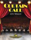 吹奏楽譜 カーテン・コール(CURTAIN CALL)  作曲/ジョン・ワッソン(John Wasson )
