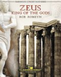吹奏楽譜 神々の王ゼウス(ZEUS: KING OF THE GODS) 作曲/ロブ・ロメイン(Rob Romeyn)