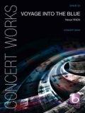 吹奏楽譜 碧空への出航(Voyage into the Blue) 作曲/和田直也 【2017年9月取扱開始】