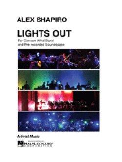 画像1: 吹奏楽譜  ライト・アウト 作曲/アレックス・シャピロ <演奏会にオススメ!>【2019年9月取扱開始】