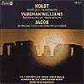 CD HOLST, VAUGHAN WILLIAMS, JACOB: THE BRITISH BAND REPERTOIRE