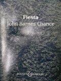 吹奏楽譜 フィエスタ 作曲/J.Bチャンス