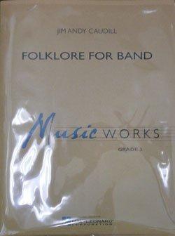 画像1: 吹奏楽譜 吹奏楽のための民話 作曲/コウディル