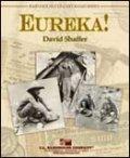 吹奏楽譜 ユリーカ!(EUREKA! THE GREAT AMERICAN GOLD RUSH) 作曲/デイヴィッド・シェイファー