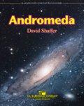 吹奏楽譜 アンドロメダ(ANDOROMEDA) 作曲/デイヴィッド・シェイファー