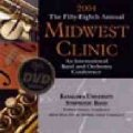 DVD MIDWEST CLINIC 2004 神奈川大学ライブ