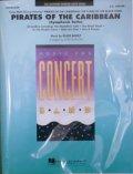 吹奏楽譜 交響組曲パイレーツ オブ カリビアン 作曲/KLAUS BADELT 編曲/Wasson