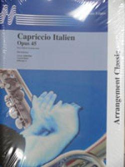 画像1: 吹奏楽譜 イタリア奇想曲 作曲/P.Iチャイコフスキー 編曲/Stalmeier